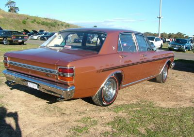 Ford Fairmont Custom Paint Job